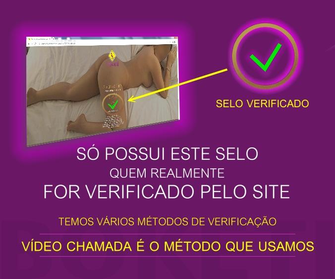 SEXOSC COMPROMISSO COM A VERDADE... - SELO DE VERIFICAÇÃO
